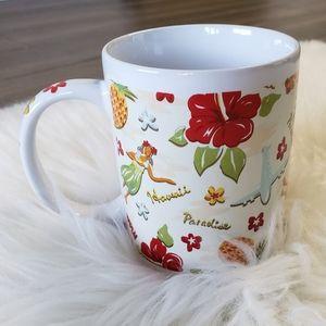 B2G1 Hilo Hattie Hawaiian Pattern Coffee Mug